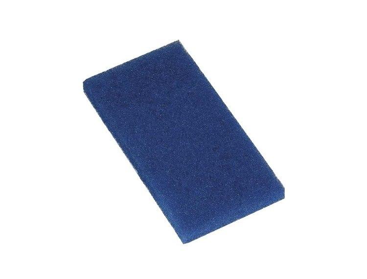 Skurepad blå medium