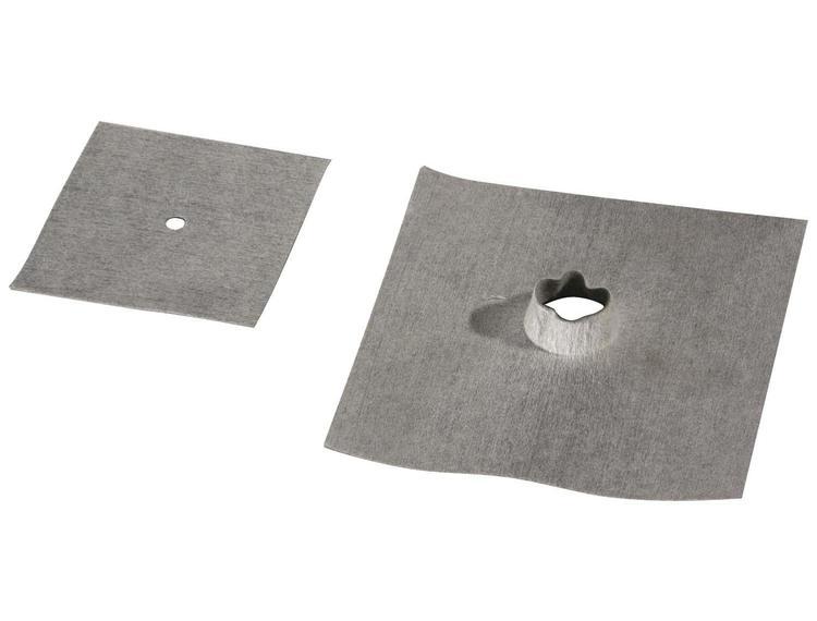 Rørmansjett gummi 110 mm