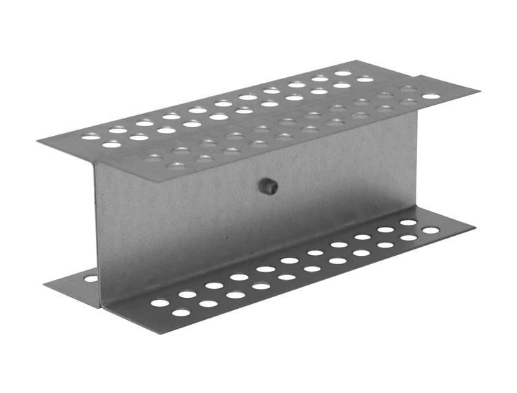 Skjøtestykke for våtromsplater 80 mm/3 stk