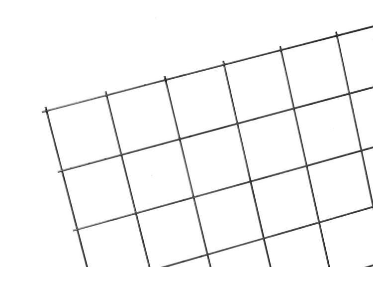 Armeringsnetting stål 116cm x 76cm. Tykkelse 2,5mm