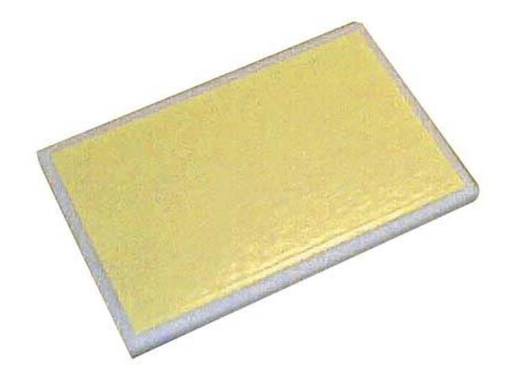 Løs fils 245x185 mm/2pk. skum 10 mm 211