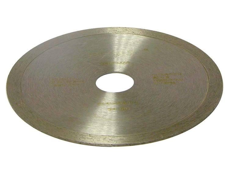 Diamantblad helbane 125/22,2 mm Bosun Standard Sølv