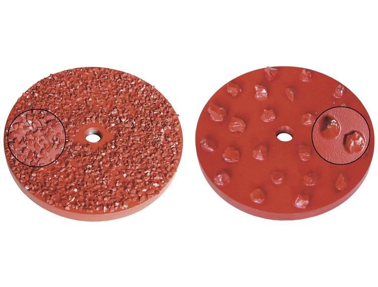 Slipestein i hardmetall Ø 125 mm fin - W16