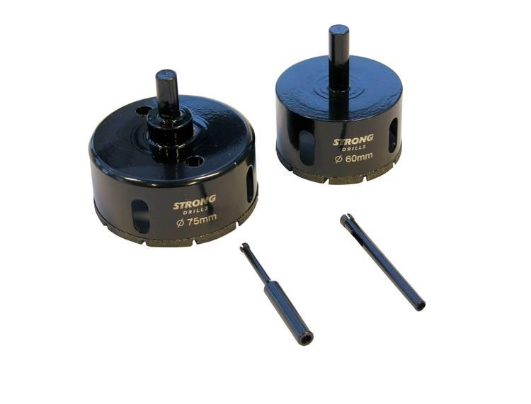 Diamantbor 4 mm Strong Drills