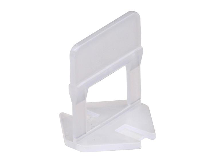 Klips 1,5 mm fug. 3-12mm til planering av fliser à 100 stk Raimondi