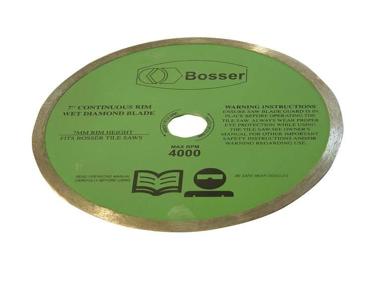 Diamantblad helbane 180/22,2 mm for BTC 108A