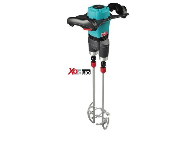 Collomix Xo 55 HF Duo mørteldrill med visp MKD140HF