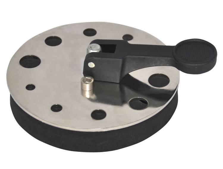 Borholder rustfri 6 mm - 12 mm Strong
