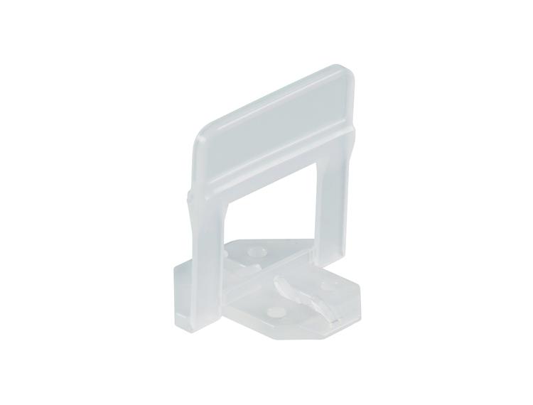 Klips 3D 1,5  mm fug. 3-12 mm til planering av fliser à 250 stk Raimondi