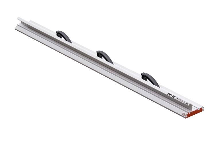 Free-cut styreskinne alu. 156cm