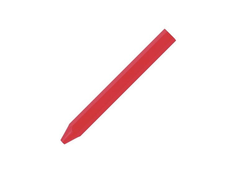 Pica Classic Oljekrittstift, rød 12 stk