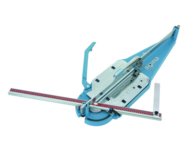 Sigma 3D3M flisekutter 90,5 cm, Diag. 64 cm