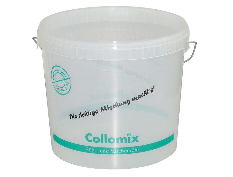 Collomix Målebøtte 10 liter med skalering