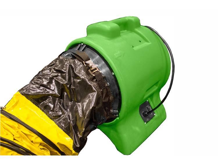 Dustec fleksibel slange Ø305mm 7,5 m til K35