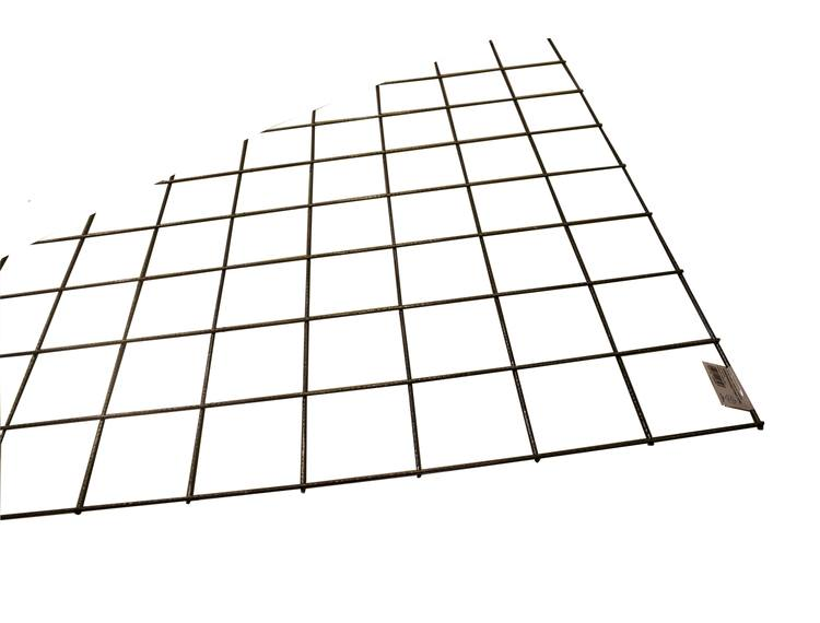 Armeringsnetting stål 120cm x 80cm. Tykkelse 4mm
