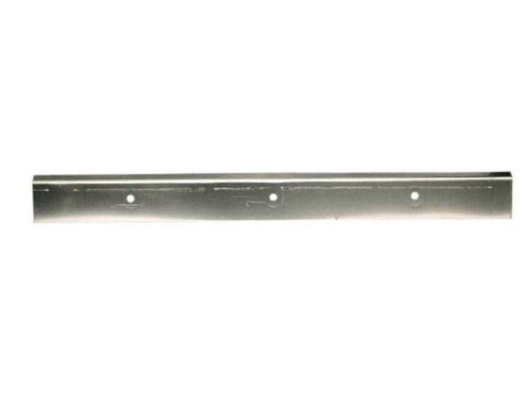 Aluminiumblad til asfaltrive 700mm x 70 mm 3002