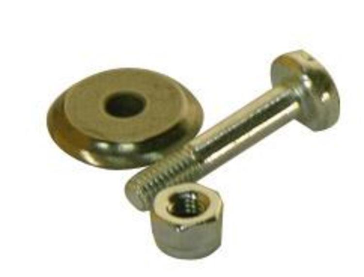 Sigma kuttehjul 12 mm med aksling