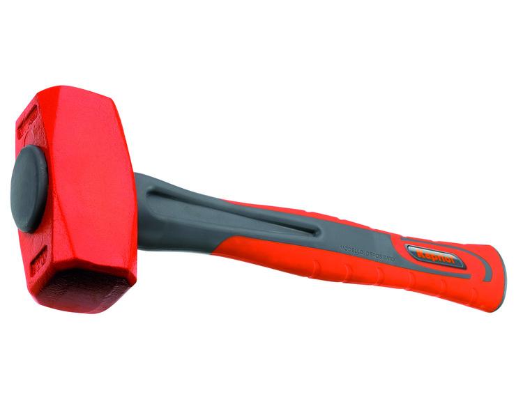Meiselhammer proff 1000 g glassfiberskaft Kapriol