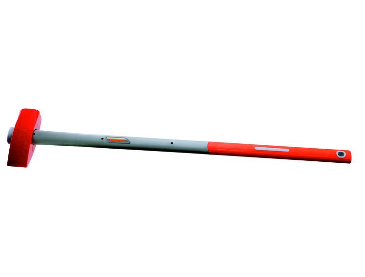 Steinslegge kløyv 4 kg med glassfiberskaft Kapriol