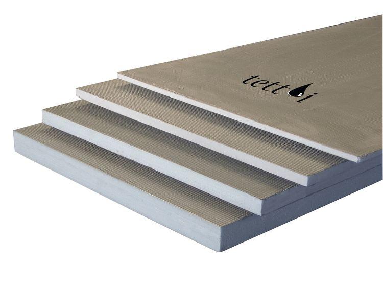 Tetti Våtromsplate 10mm, 60x244cm