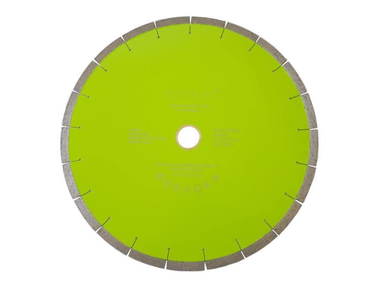 Diamantblad segment 300/30-25,4 mm Bosun Pro Grønn