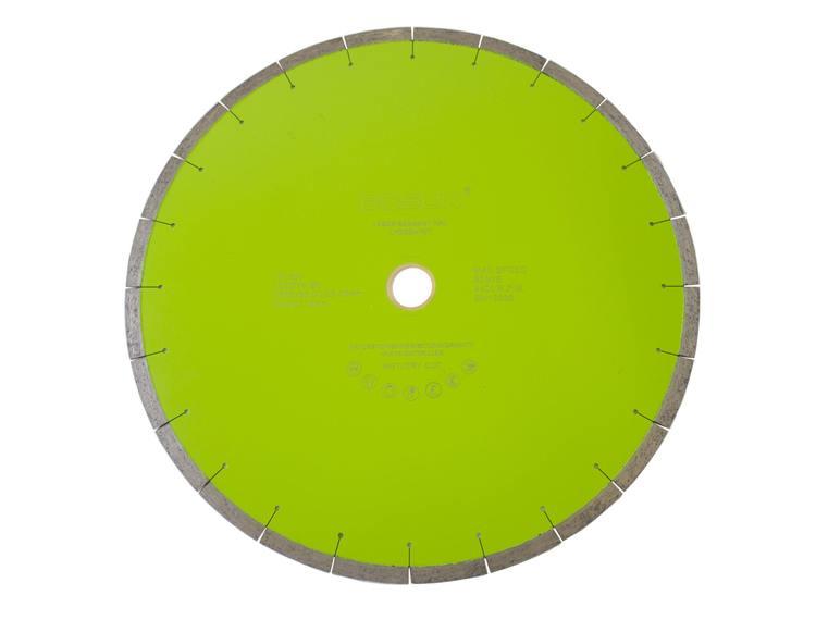 Diamantblad segment 350/30-25,4 mm Bosun Pro Grønn