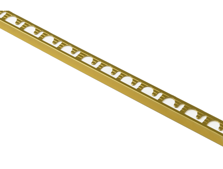 Proterminal endelist gull blank alu 8 mm 270 cm