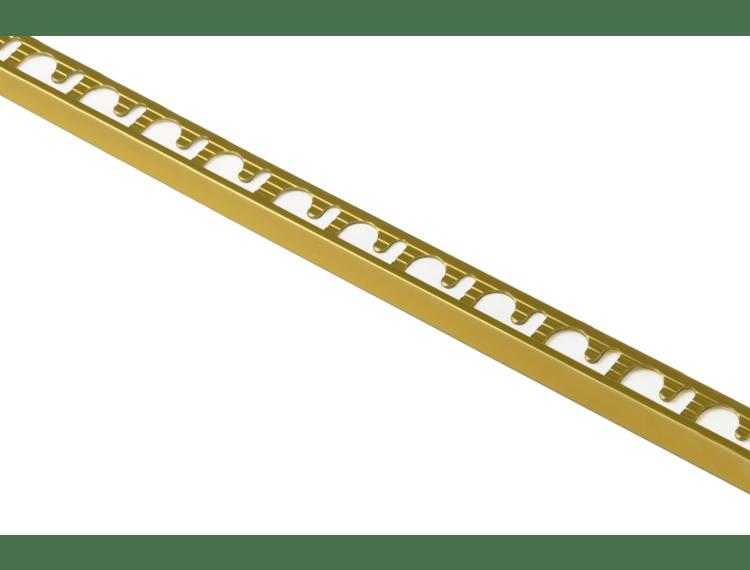 Proterminal endelist gull blank alu 12,5 mm 270 cm