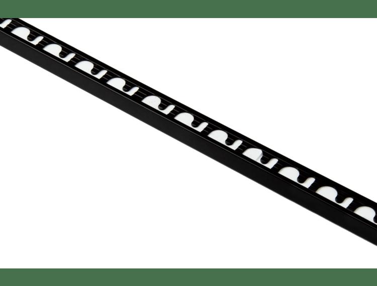 Proterminal endelist sort blank alu 10 mm 270 cm
