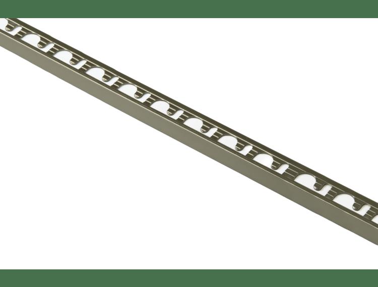 Proterminal endelist børstet titan alu 12,5 mm 270 cm