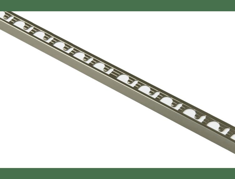 Proterminal endelist titan blank alu 12,5 mm 270 cm
