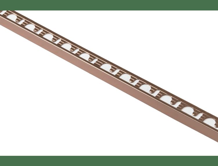 Proterminal endelist kobber blank alu 12,5 mm 270 cm