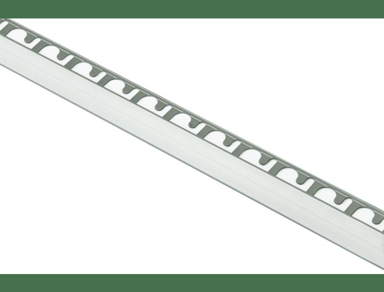 Projolly trekant list eloksert alu 8 mm 270 cm