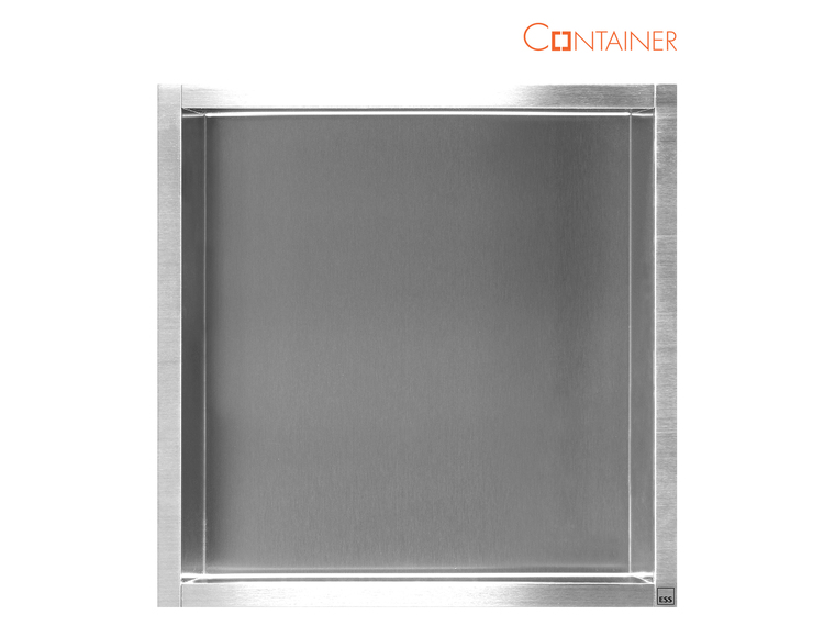 ESS Container Box7 Veggnisje 30x30cm (BOX-30x30)