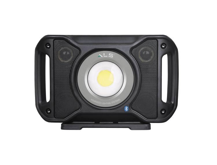 Arbeidslampe ALS 500 C+R LED med høytaler Bluetooth
