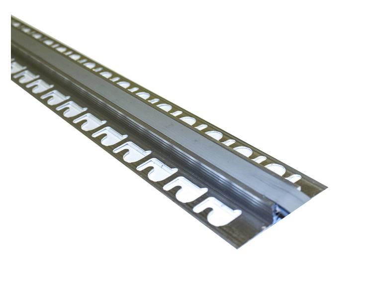 Proflex AL eksp. fuge grå 10 mm alu. 250 cm