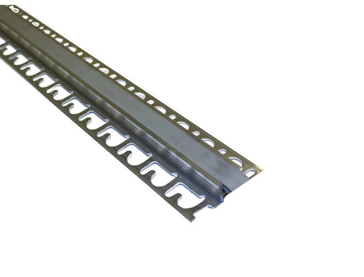 Proflex AL eksp. fuge grå 12,5 mm alu. 250 cm