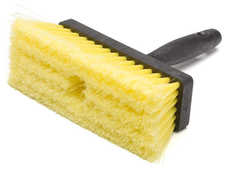 Slemmekost gul syntetisk sort håndtak Jordan