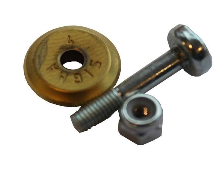 Sigma titan kuttehjul 12 mm med aksling