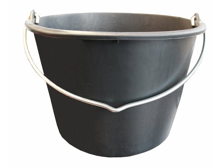 Mørtelbøtte 20 liter med kraftig hank
