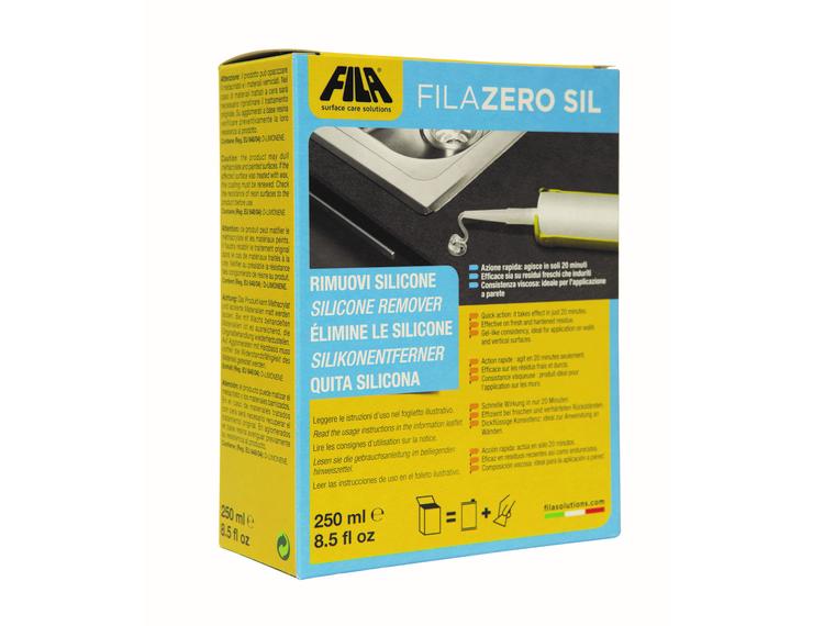 Fila Zero Sil silikonfjerner 0,25 l
