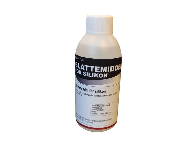 Glattemiddel for silikon 200 ml