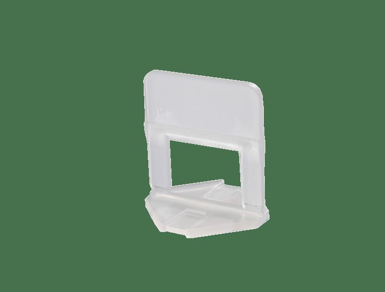 Key Levelling Klips 2 mm fug. 2-12mm til planering av fliser à 250 stk