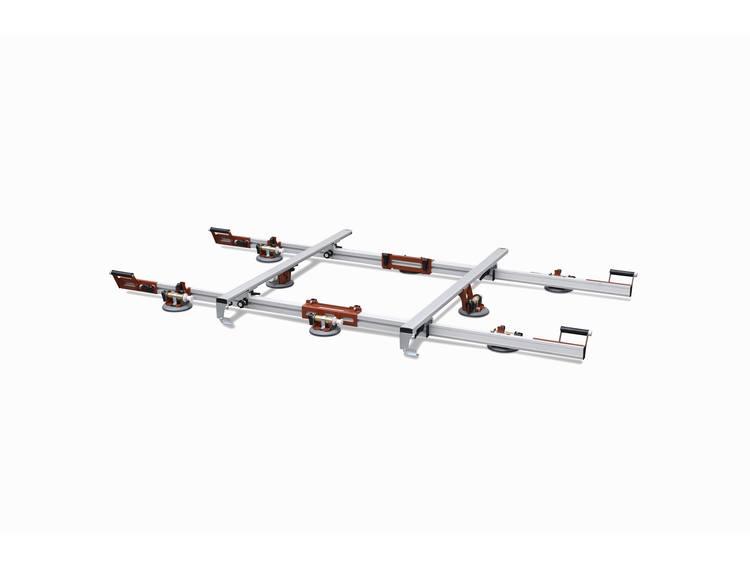 Easy Move Adv. dobbel med 8 vakuum sugekopper og tverrstang