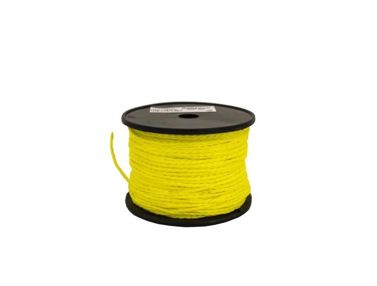 Mursnor neon gul 2mm 100m