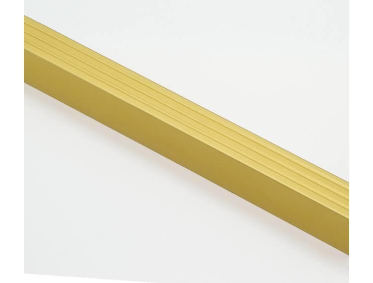 Prowalk 25209 trappenese alu Gull selvklb. 20 mm 90 cm