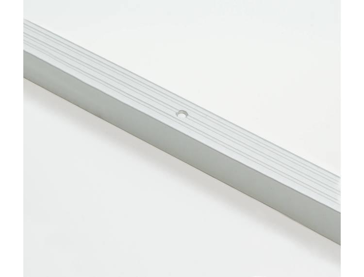 Prowalk 2520 trappenese alu Eloksert for skruer 20 mm 270 cm
