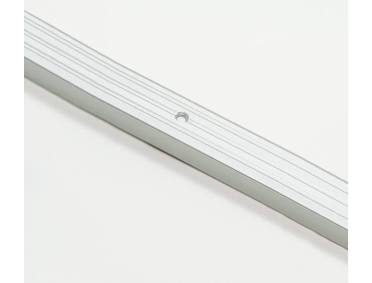 Prowalk 2510 trappenese alu Eloksert m/skruer 10 mm 90 cm
