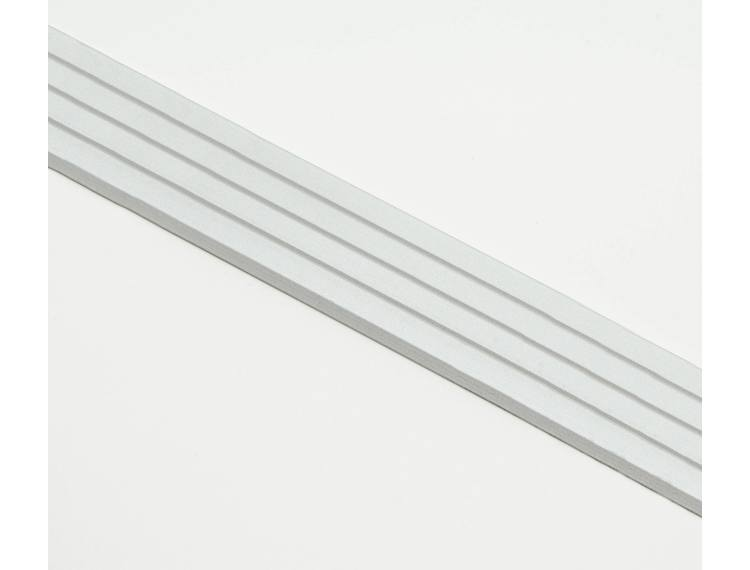 Prolevall overgangslist eloksert alu selvklb. 35 mm 93 cm