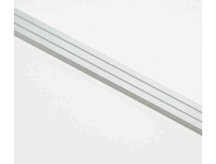 Prolevall overgangslist eloksert alu selvklb. 25 mm 93 cm